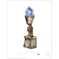 Goblet of Fire Limited Edition Print