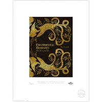 Fantastic Beasts and Where to Find Them Cover Limited Edition Print