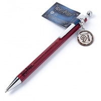 Platform 9 3/4 Kawaii Pen with charm