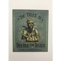 Card and Envelope The Tales of Beedle the Bard