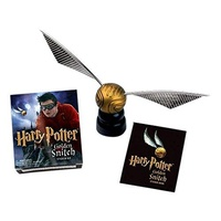 Golden Snitch and Sticker Kit