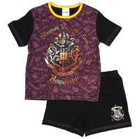 Kids Pyjama Shortie Set Hogwarts
