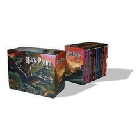 Paperback Boxed Set: by J K Rowling - Harry Potter Books 1-7