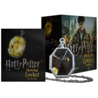 Slytherin's Locket Horcrux Kit and Sticker Book