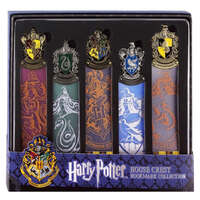 House Crest Bookmark Collection Set of 5 Hogwarts Houses NN8725
