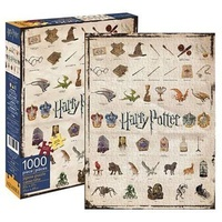 Harry Potter Ikons 1000 Piece JigSaw Puzzle
