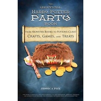 The Unofficial Harry Potter Party Book by Jessica Fox