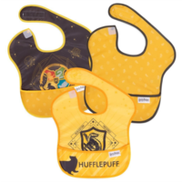 Hufflepuff Waterproof SuperBibs