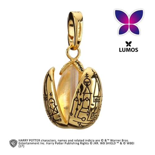 Golden Egg Lumos Charm No. 17