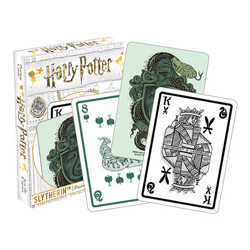 Playing Cards Slytherin