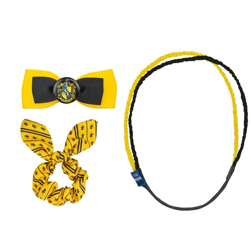 Hair Accessory Trendy Set Hufflepuff House