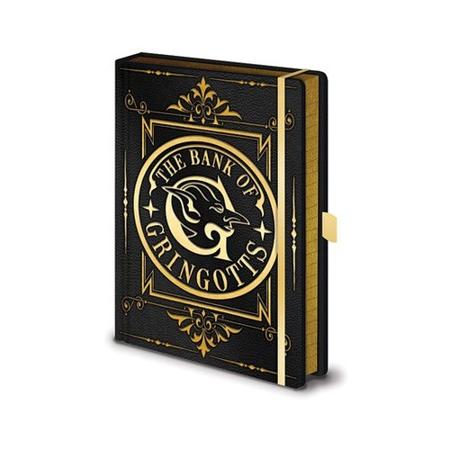 Gringotts Foil A5 Premium Notebook