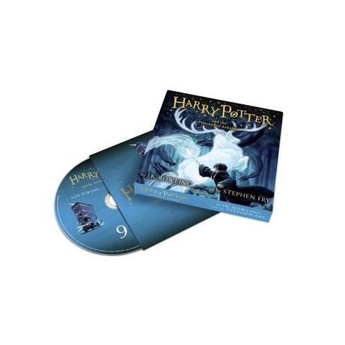 Audio CD - Prisoner of Azkaban - Harry Potter and the Prisoner of Azkaban