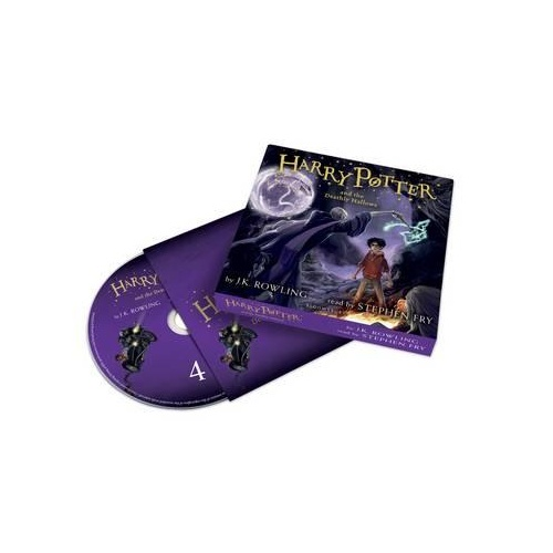 Audio CD - Deathly Hallows - Harry Potter and The Deathly Hallows