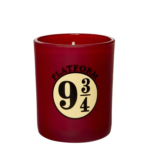 Harry Potter Platform 9 3/4 Glass Votive Candle