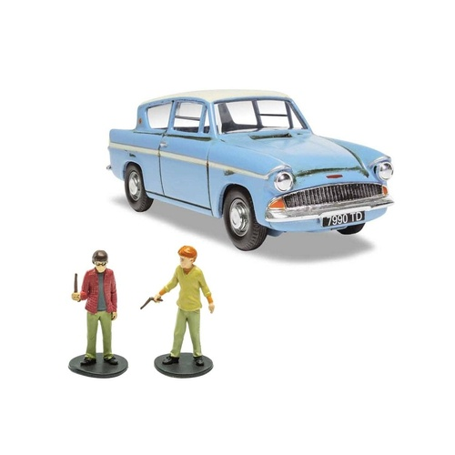 Ford Anglia Diecast Model