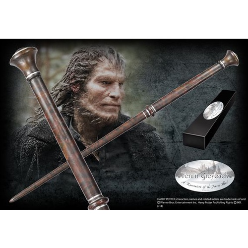 Fenrir Greyback Wand Character Edition
