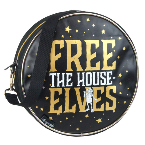 Dobby Free The House Elves Round Satchel Bag