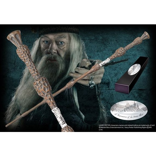 Albus Dumbledore Wand Character Edition