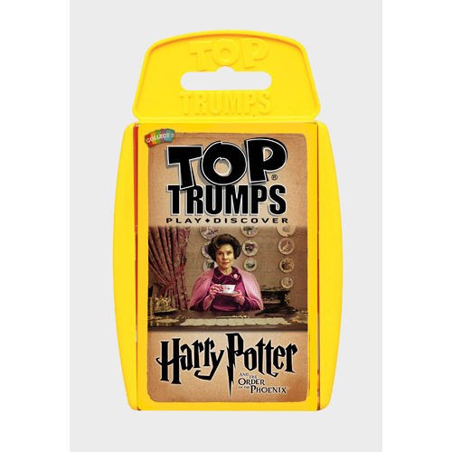 Top Trumps Order of The Phoenix