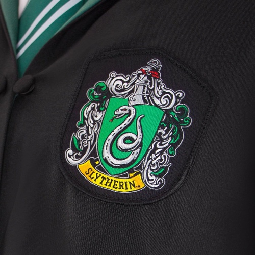 SLYTHERIN STUDENT WIZARD ROBE XS/Kids