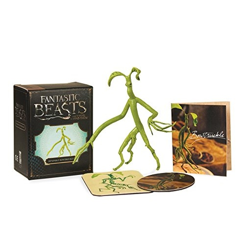Bendable Bowtruckle - Pickett - Fantastic Beasts and Where to Find Them